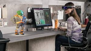 Hololens First Impression