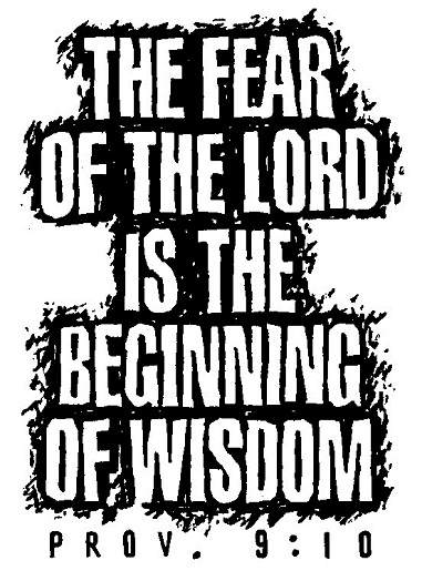 Do you fear God? A religious conundrum. Well, only for the fearful I mean. Believers in Self … need notread.